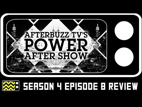 Power Season 4 Episode 8 Review & AfterShow w/ William Sadler | AfterBuzz TV