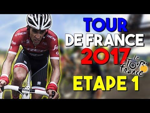 TOUR DE FRANCE 2017 | ETAPE 1 | Düsseldorf › Düsseldorf