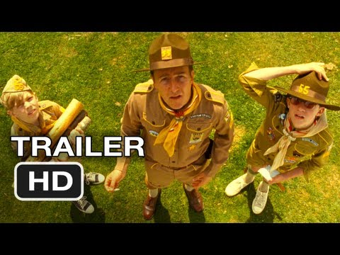 Moonrise Kingdom   1  Wes Anderson Movie 2012 HD