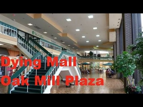 Dead Mall: Oak Mill Plaza - Niles, IL
