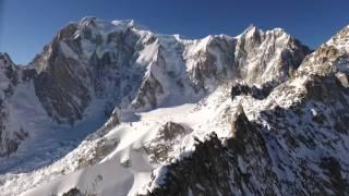 Mont Blanc drone 2015