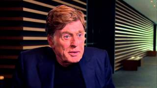 "Captain America: The Winter Soldier: Robert Redford ""Alexander Pierce"" Official On Set Interview"