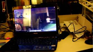 ASUS UL30Vt-X1 Hands-on Review Part 3 - HD Streaming