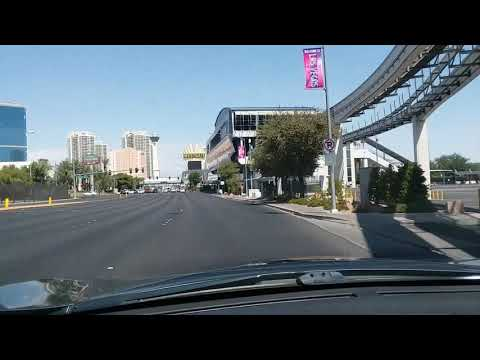 Uber Pickup and Drop Off for the Renaissance and Las Vegas Convention Center in Las Vegas.