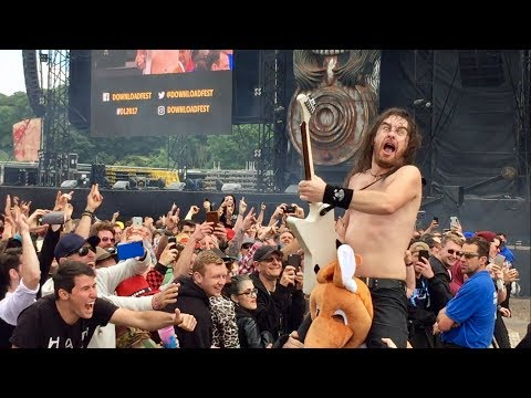 Download festival 2017  Amazing!!,