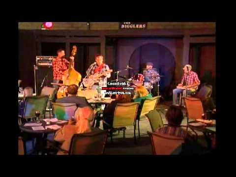 Dirk & the Digglers - Raise a ruckus  (live at the esplanade arts center)