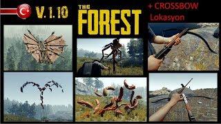 TATAR YAYI, YELKEN KANAT & YENİ CANAVAR ★ UPDATE 1.10 The Forest