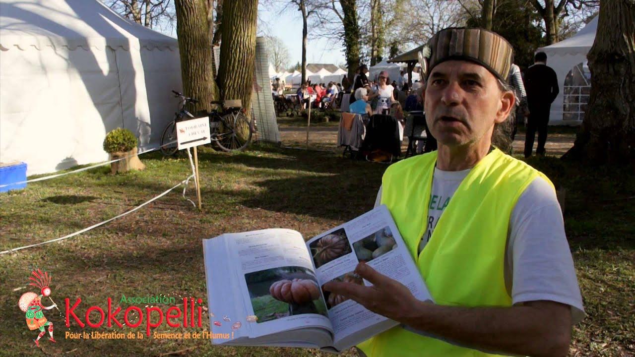 Kokopelli l 39 association reine le livre sur le jardin - Association de legumes au jardin potager ...