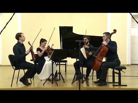 [NEU AUF YOUTUBE] W.A. Mozart: Streichquartett KV 157 in C-Dur