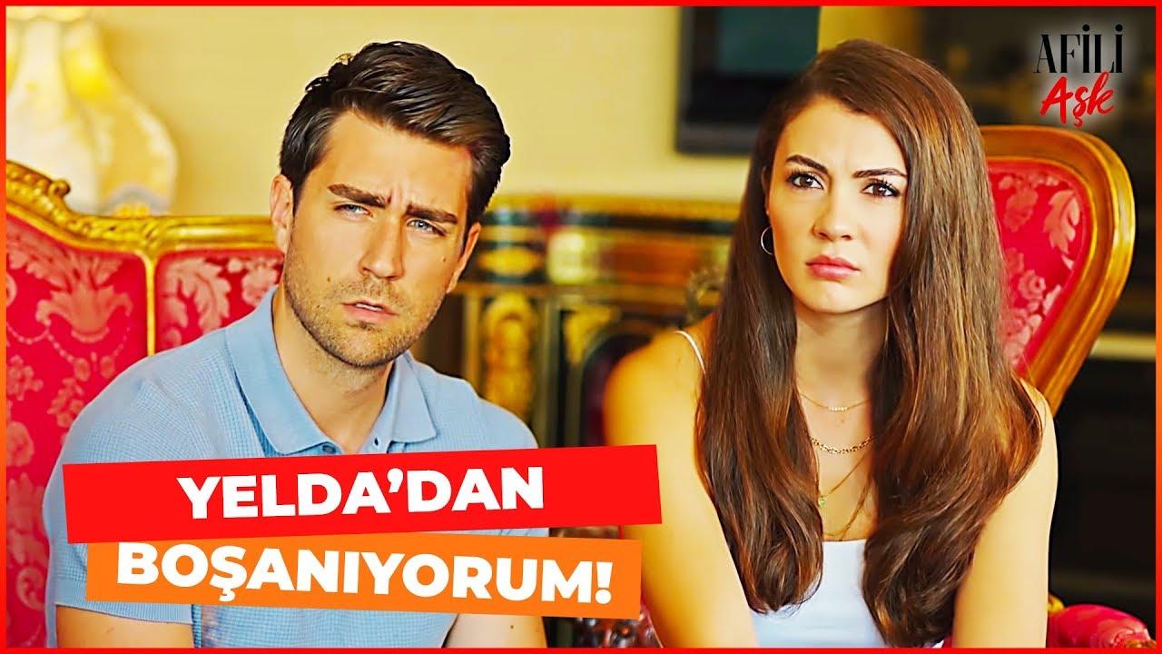 Muhsin, Yelda'dan Boşanıyor! - Afili Aşk 15. Bölüm (FİNAL SAHNESİ)