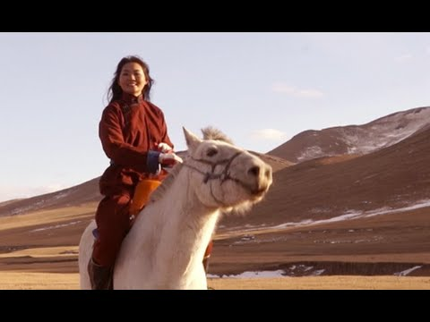 Miss Earth Mongolia 2015 Eco-Beauty Video