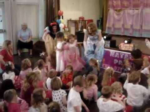Natalie's World Children's Parties Fairytale/Karaoke Launch Party 2008.mpg
