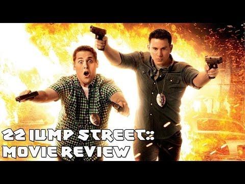 22 Jump Street-Movie Review (Minecraft Gameplay) [HD]