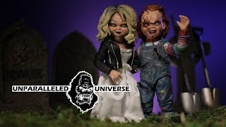 Neca Bride Of Chucky 2 Pack Action Figure Review