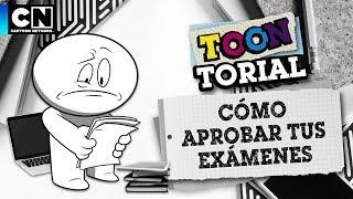Cómo aprobar tus exámenes | Toontorial | Cartoon Network