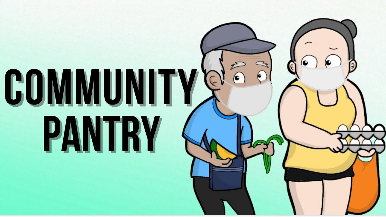 Download COMMUNITY PANTRY   Pinoy Animation