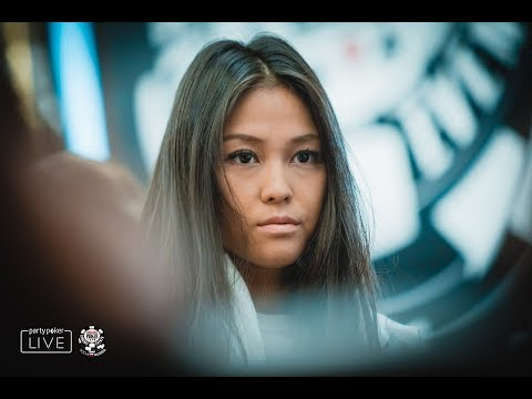 WSOP-C Russia: самая милая покериста Казахстана Светлана Жанысова