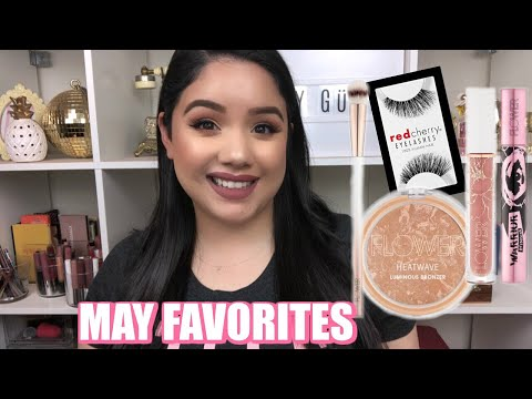 MAY FAVORITES | CURRENT BEAUTY FAVORITES thumbnail