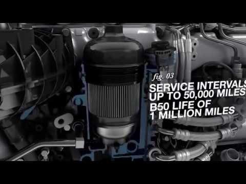 Detroit Diesel Dd13 Engine Overview Youtube