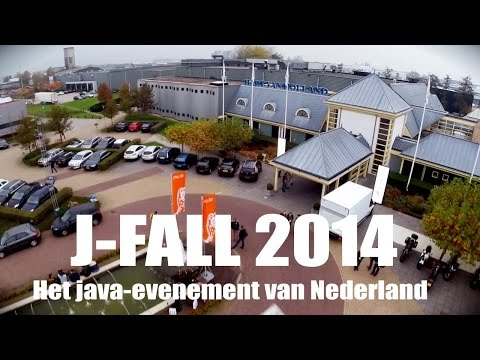 J-Fall 2014 - Hét Java-evenement van Nederland van NLJUG