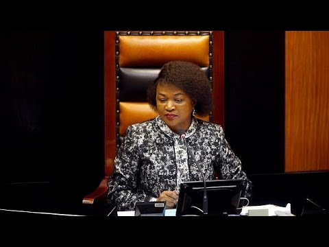 S. Africa's parliament speaker upholds secret no-confidence vote against Zuma