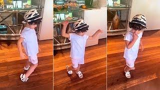 لن تصدق مهارة خلودي الصغيرة في الرقص بالمالديف 😍💃🏼