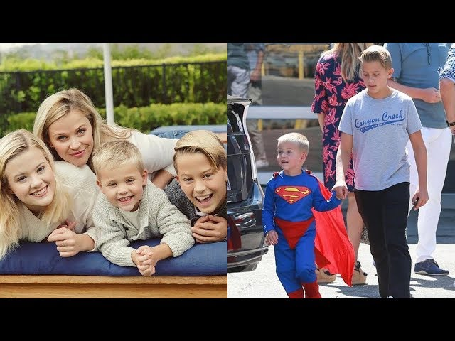 Reese Witherspoon Kids - 2018 {Daughter Ava Phillippe & Sons Deacon Phillippe   Tennessee Toth}