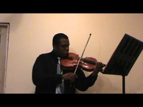 Henry Ellis Audition for CMU-Music - Scales 3