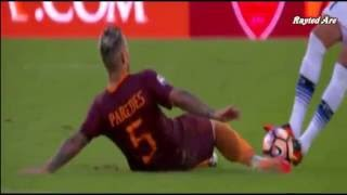 Leandro Paredes (Roma) vs Udinese (H) (16/17)