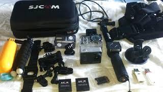 sJCAM SJ7 STAR !!! Обзор камеры после 4-х месяцев использования
