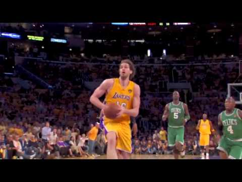 2010 NBA Finals Game 1 Mini-Movie