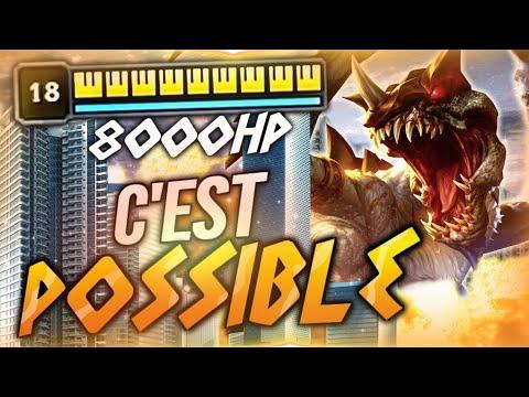 Download 8000 HP - LE REPAS EST SERVI