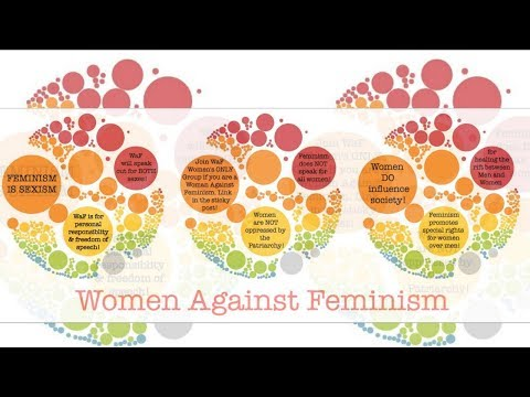 Women Against Feminism with Mike | Egalitarianism and Men's Rights