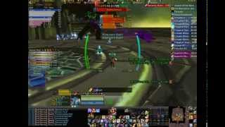 A Dying Wish vs Illidan Stormrage (Schattenlied)