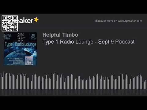 Type1Radio Lounge - Dr. Judy Wood & Andrew Johnson