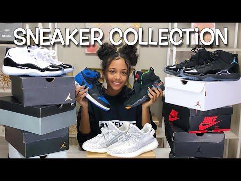 Sneaker Collection (Jordan, Yeezy, Nike)   LexiVee03