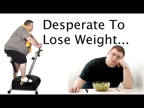 Extremely Overweight And Desperate To Lose Weight