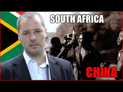 China vs. South Africa