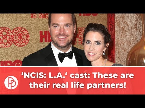 'NCIS Los Angeles:' These Are The Real Life Partners Of The Cast