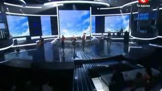 (X-Factor)  Alexander Rybak  - Небеса Европы