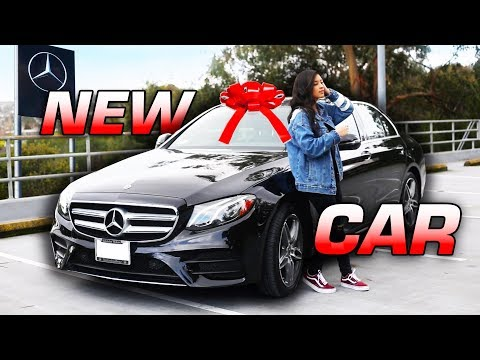 BUYING MY DREAM CAR VLOG! NEW MERCEDES BENZ E300 ! THANK YOU GUYS!