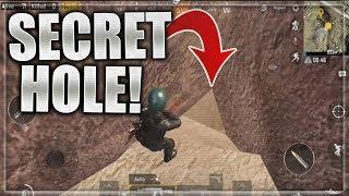 Secret Glitch Hole On Miramar In Pubg Mobile!