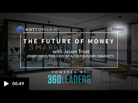 Founder and CEO of Smarkets Jason Trost on the benefits of selfmanaging