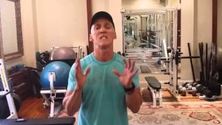 Intro to 28 Day Whole Body Challenge as seen in Women's Health