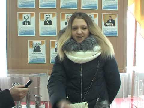 AzotTV - Северодонецкий «Азот» представляет: Студенти-практиканти у музеї «Азоту»