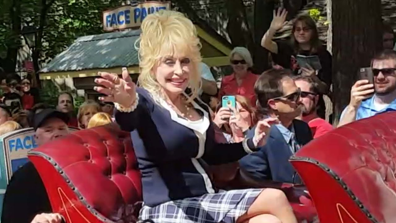 Dolly Parton Museum Inside Dollywood YouTube