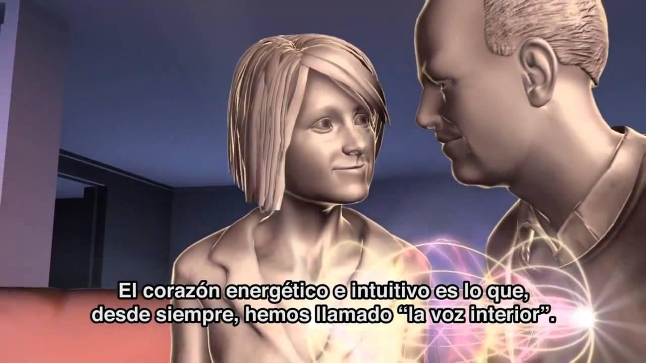 El corazón y campos magneticos. Intuición del corazón. Conciencia mundial
