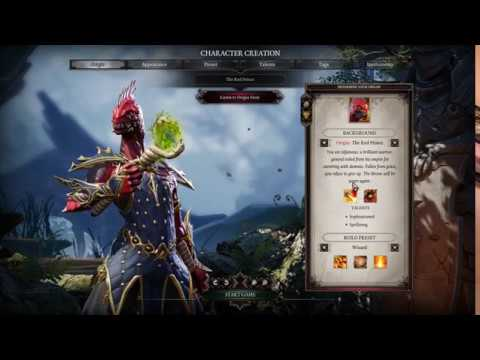 Divinity: Original Sin 2 - How to Build the Red Prince - YouTube