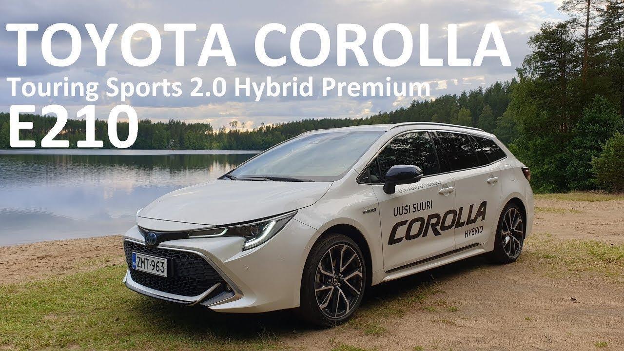 Toyota Corolla Koeajo