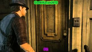 Murdered: Soul Suspect - PC VS Xbox360 Graphics Comparison